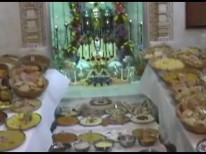 સંતરામ મંદિર- અન્નકુટ